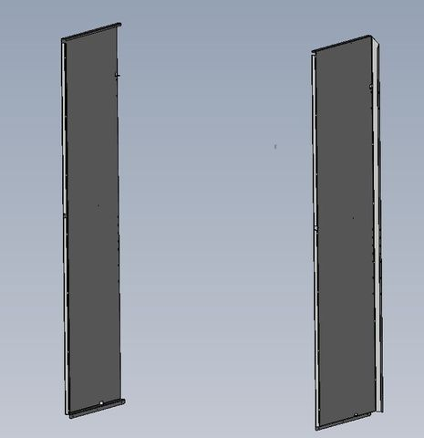 Pair of DM/MD Side guard panels