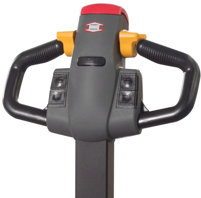 EPT20-15ET-N4UL - Classic 1.2t 4-way electric pallet truck with onboard charger & ultralow forks