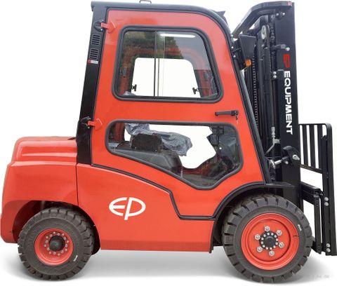 EP Forklift Cabin