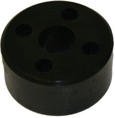Follower Rollers 50mm diameter x 35mm wide black