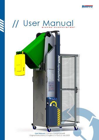 Dumpmaster User Manual