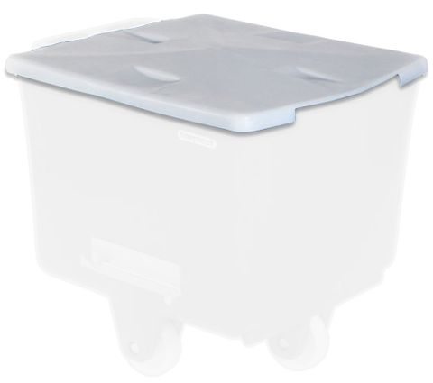 FB200LW - Fitted Lid for 200L Flurobins, White