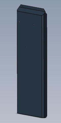 Standard inner panel