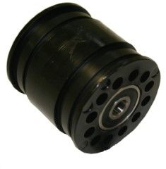 DM Top Roller complete with 2x 6301 Bearings