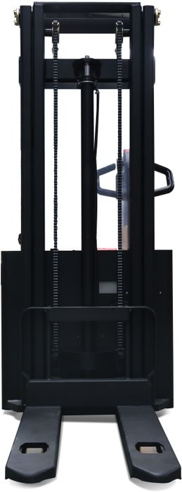 ES10-10ES-2500 - SME 1.0t walkie Europallet stacker with onboard charger & 2.5m lift