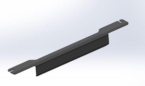DM-FTGUARD // Side only foot guards for Dumpmaster (2 per machine)