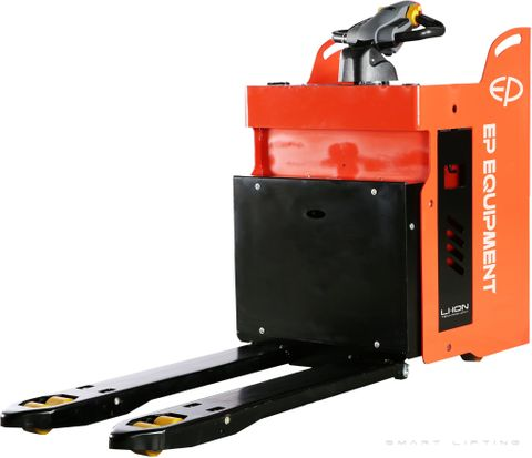 EPT20-SR-W2 - Li-ion 2.0t sit-down electric pallet truck with ultracompact design