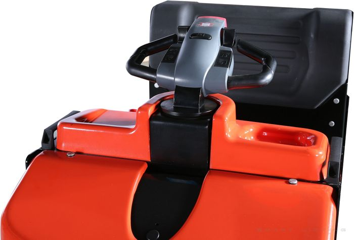 EPT20-RAP-N2E - Mid 2.0t ride-on electric pallet truck for low-level order picking
