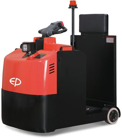 QDD45S - Pro 4.5t electric tow tractor, with standing operation and 5km/h top speed