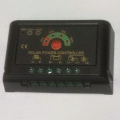 10 amp regulator for solar panel - PWM type