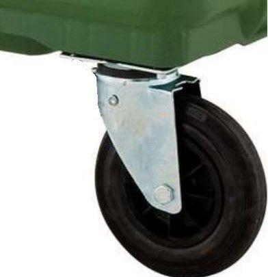 MGB660-1100 Wheels - Europlast (no brake)