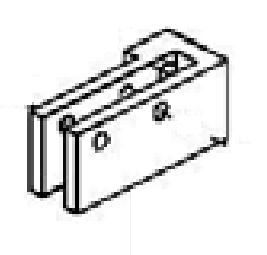 EP 12-EZ Reed Switch Plate MPN # 1113-500010-00