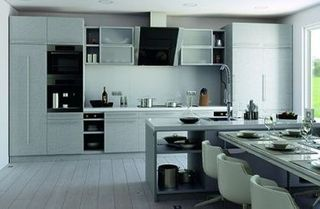 Fittings for kitchens
