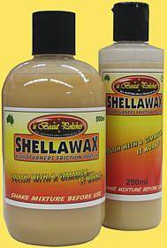 SHELLAWAX LIQUID 500ML
