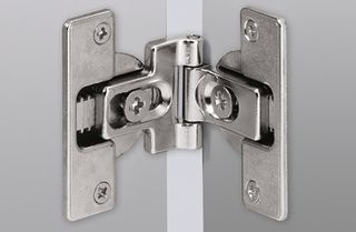 FOLD DOOR HINGE WITH LUGS