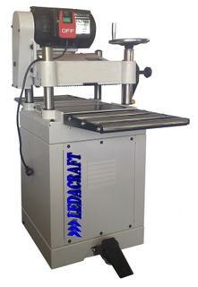 """15"""" (381MM) THICKNESSER SINGLE PHASE 3HP"""