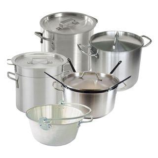 Stock Pots & Boiler Pans