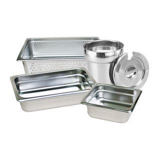 Food Pans, Steampans