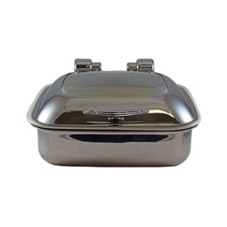 SQUARE INDUCTION CHAFING DISH SIZE 2/3