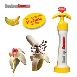 DESTAPA BANANA -  PACK OF 6