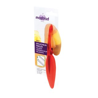 MASTRAD PEELER D SHAPED ELIOS CARDED RED