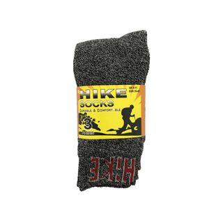 HIKING SOCKS 3PK UK Size 6-11