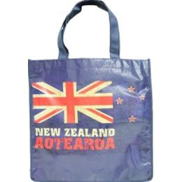LARGE ECO BAG NZ FLAG