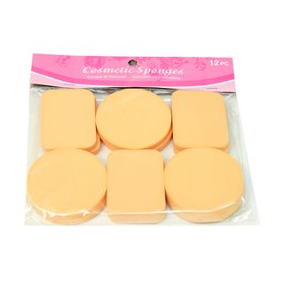COSMETIC MAKE-UP SPONGE 12PACK