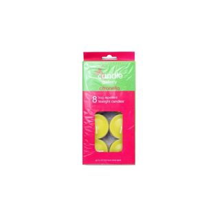 CITRONELLA TEALIGHTS - 8 PACK