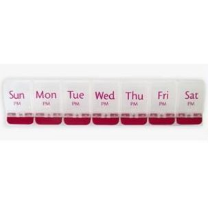 PILL BOX WEEKLY