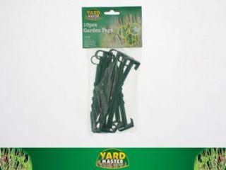 Garden Pegs 10pk
