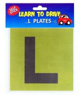 L PLATES 150MM X 150MM - 2 PACK