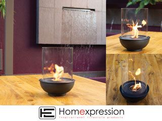 ECO FRIENDLY FIRE PLACE BOWL 1 POT