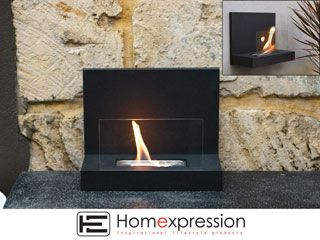 ECO FRIENDLY FIRE PLACE WALL MOUNT