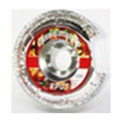 ALUMINIUM ROUND STOVE PROTECTOR - 8PCE