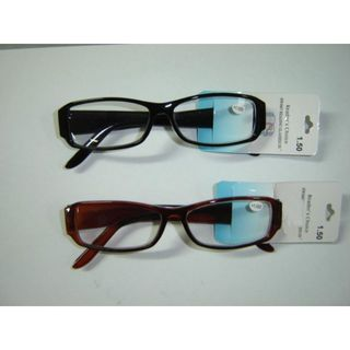 READING GLASSES MIXED COLOURS - 125