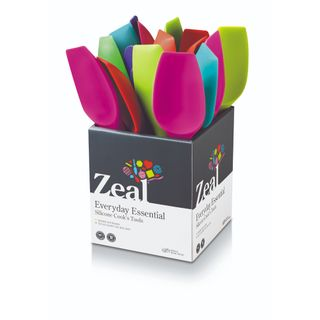 ZEAL SPOON LARGE SILICONE (24)