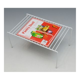 SPACESAVE LAMINATED WIRE SHELF SMALL