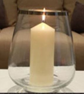 MED CANDLE LAMP