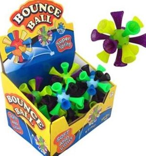 NOVELTY BOUNCING BALL 11CM