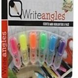 MINI HIGHLIGHTERS 6 PK SCENTED