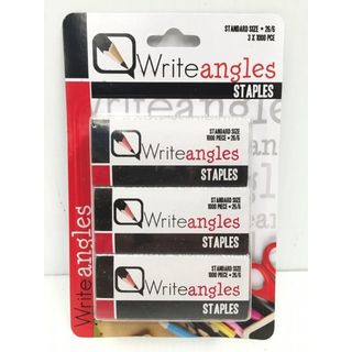 STAPLES 3 X 1000PC
