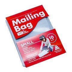 MAILING BAGS 25x33cm 10PK