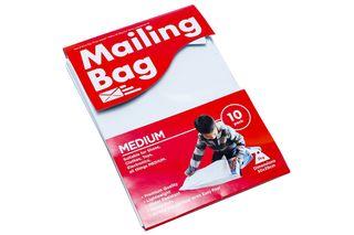 MAILING BAGS 30x39cm 10PK