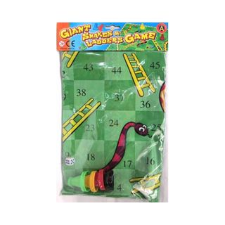 SNAKES & LADDERS GAME SET