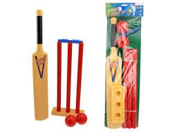 MY JUNIOR CRICKET SET
