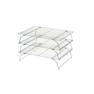 DEXAM STACKABLE COOLING RACKS SET 3