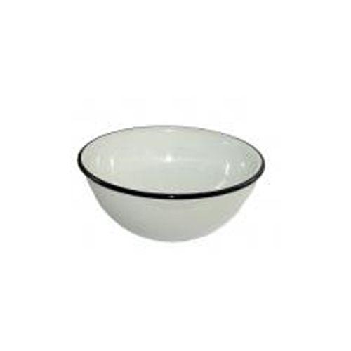 FALCON CEREAL/PUDDING BOWL WHT 14CM