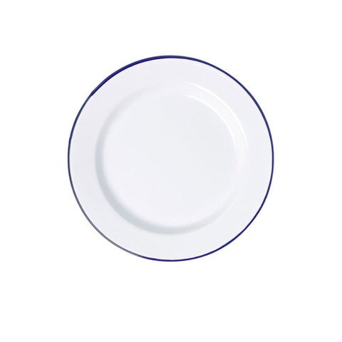 FALCON DINNER PLATE ENAMELWARE 22CM