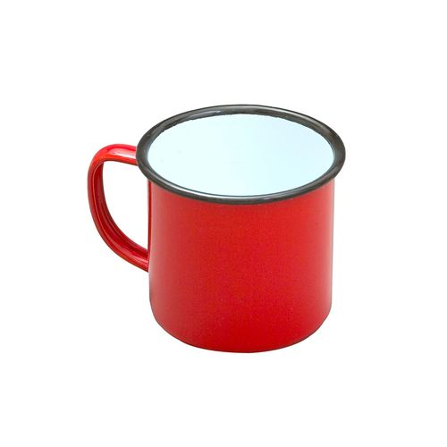 FALCON MUG ENAMELWARE RED 8CM 284ML